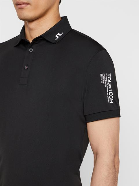 Mens future.archive_Tour Tech Polo Black