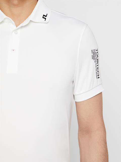 Mens future.archive_Tour Tech Polo White