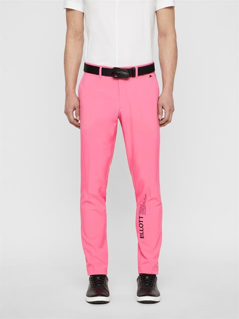 Mens future.archive_Ellott Micro Stretch Pants Pop Pink