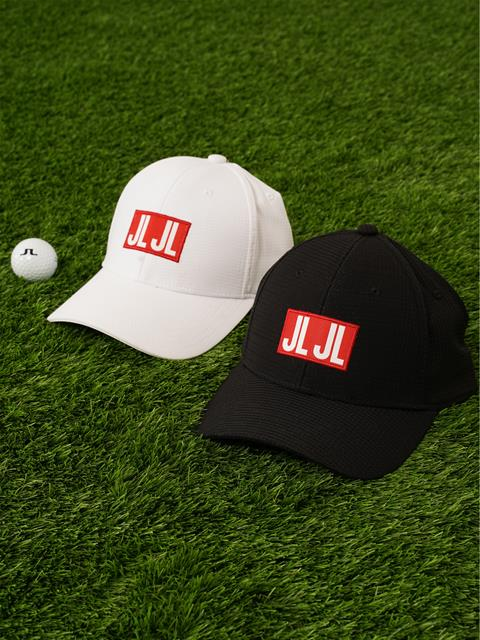 Mens JLJL Cap - Black Black