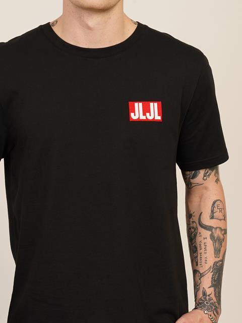 Mens JLJL T-shirt Black
