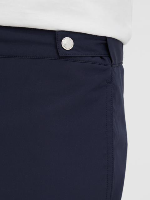 Mens Zack Stretch Swim Trunk JL Navy