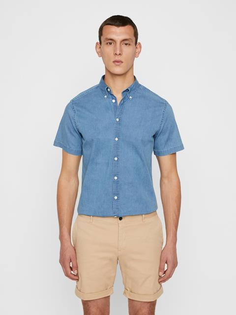 Fredrik Chambray Shirt