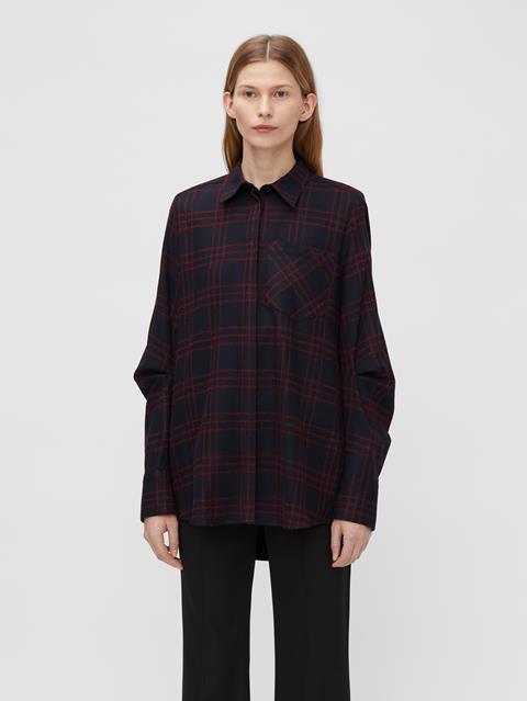 Pamela Flannel Shirt