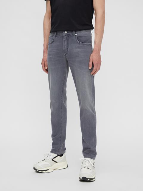Mens Jay Mist Wash Jeans Granite