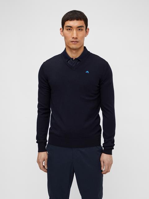 Mens Lymann Sweater JL Navy