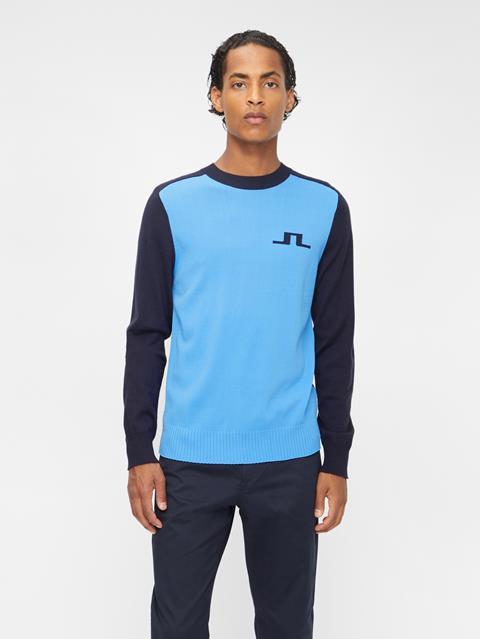 Mens Hector Sweater JL Navy