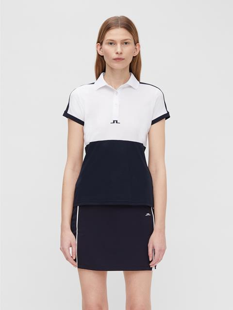 Womens Camille Polo JL Navy