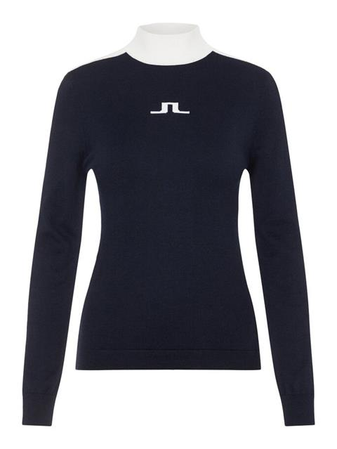 Womens Adia Sweater JL Navy