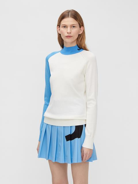 Womens Estelle Sweater White