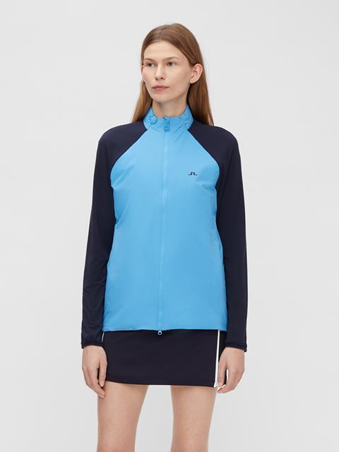 Womens Liv Hybrid Jacket Ocean Blue