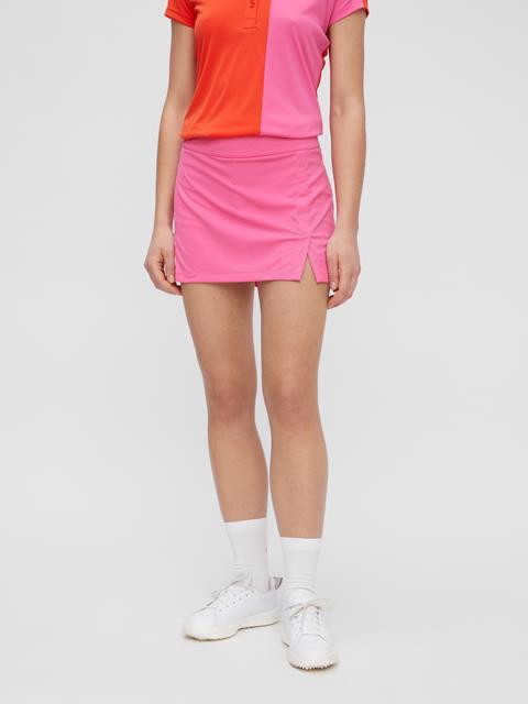 Womens Amelie Skirt Pop Pink