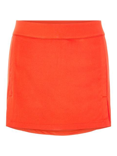 Womens Amelie Skirt Tomato Red