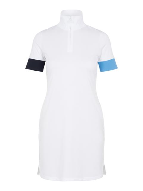 Womens Ines Dress White