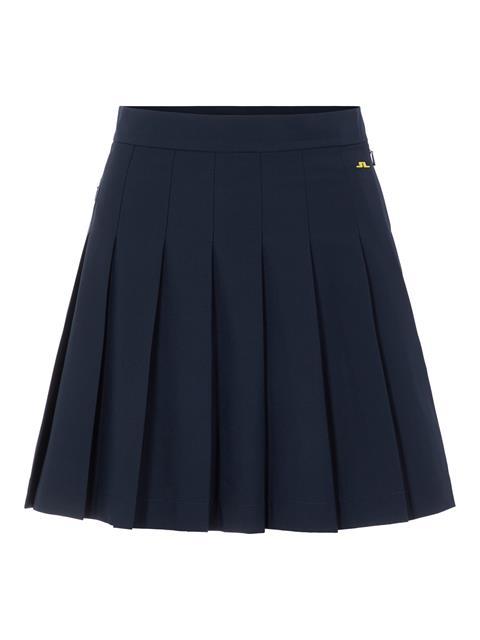 Womens Adina Skirt JL Navy