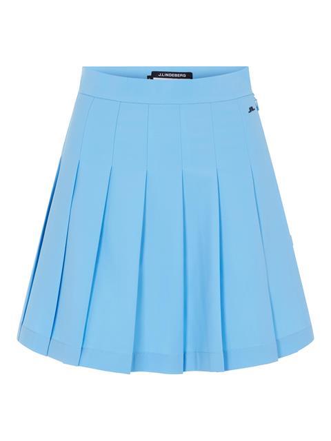 Womens Adina Skirt Ocean Blue