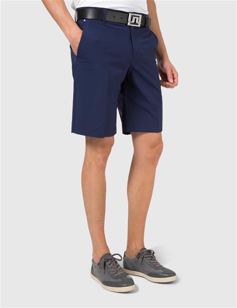 Mens True Reg Micro Stretch Shorts Navy/Purple