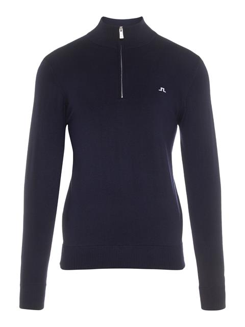 Mens Kian Tour Merino Sweater Navy