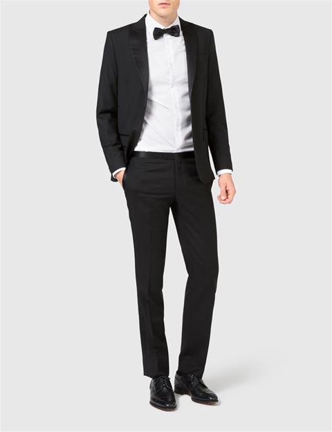 Mens Porter Fresco Tux Black