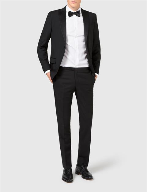 Mens Hopper PL Tux Fresco Tux Black