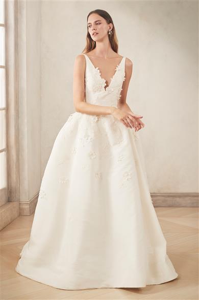 Bridal Collection Fall 2020 Oscar De La Renta