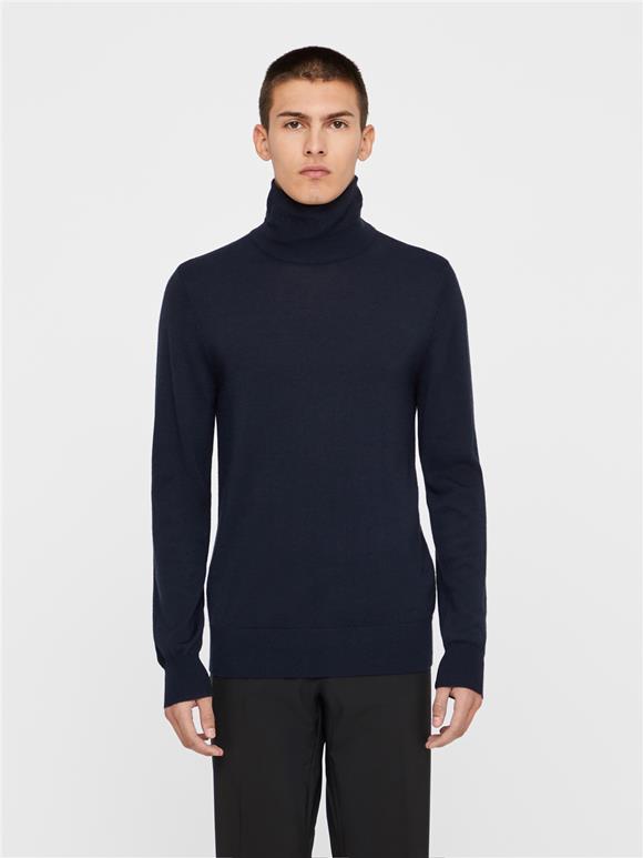 J.Lindeberg Mens Coolmax Cashmere V-Neck Sweater