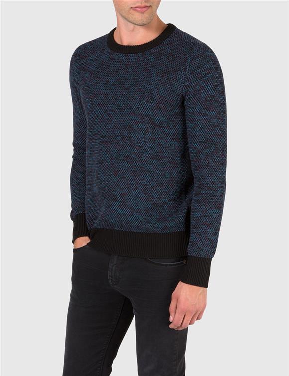 Malte Multi Color Sweater