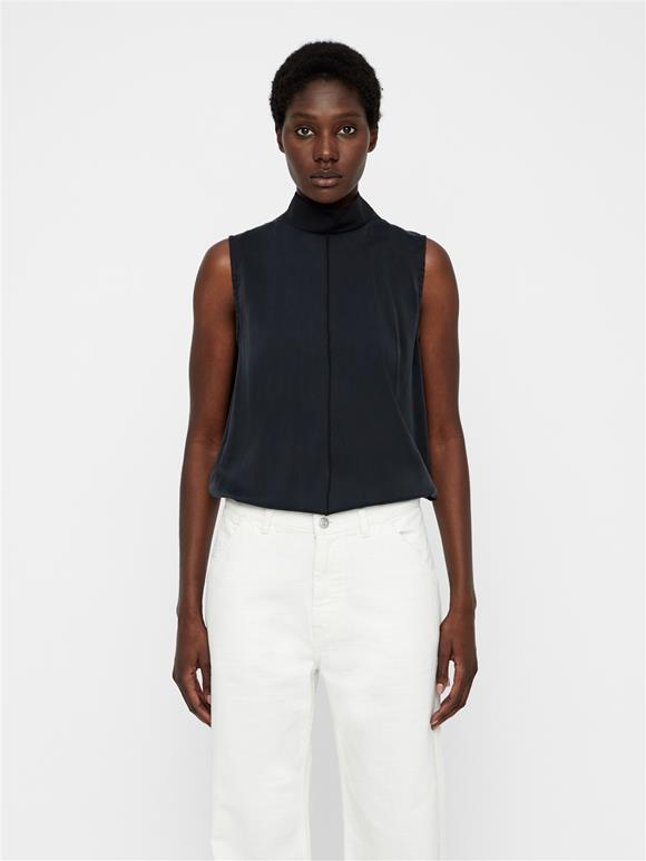 Oceana Washed Silk Top
