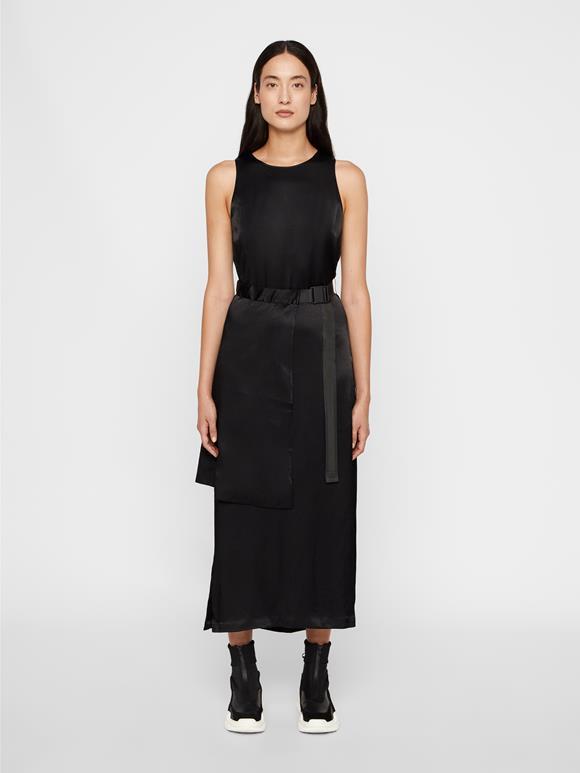 Klara Plisse Dress
