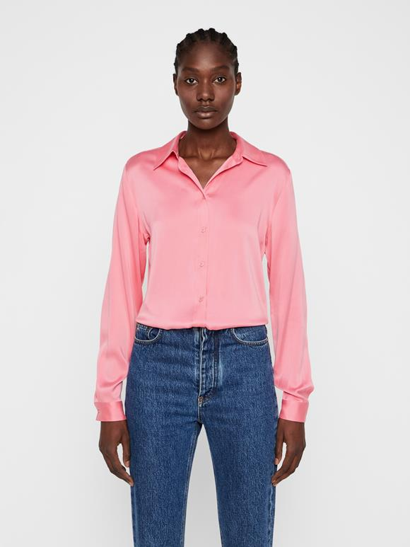 Mallory Silk Shirt