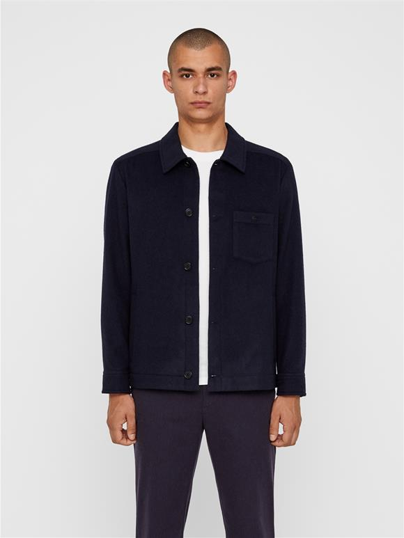 Dolph Wool Overshirt