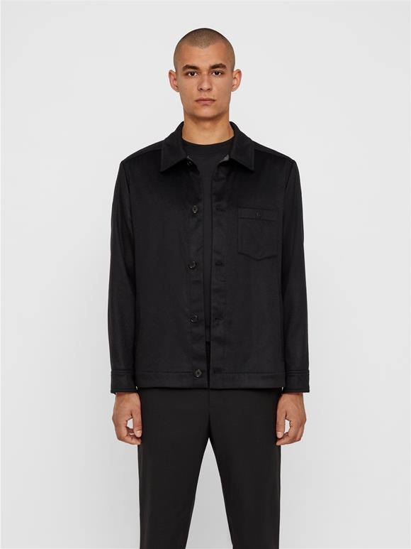 Dolph Cashmere Overshirt