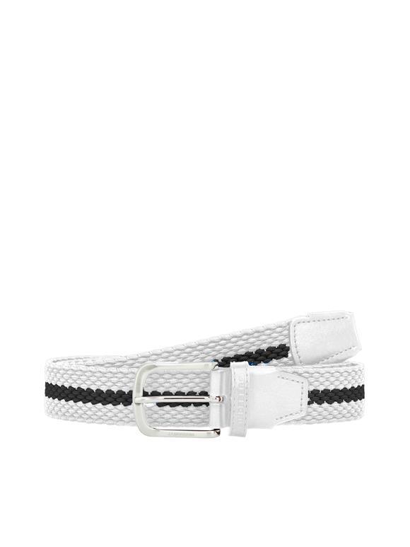 Hades Striped Elastic Belt