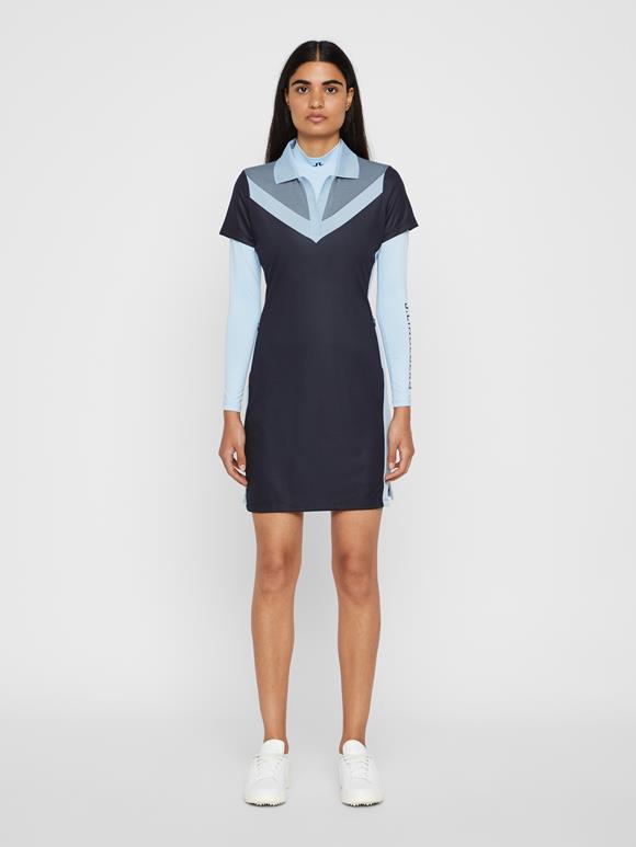 Lana TX Jacquard Dress