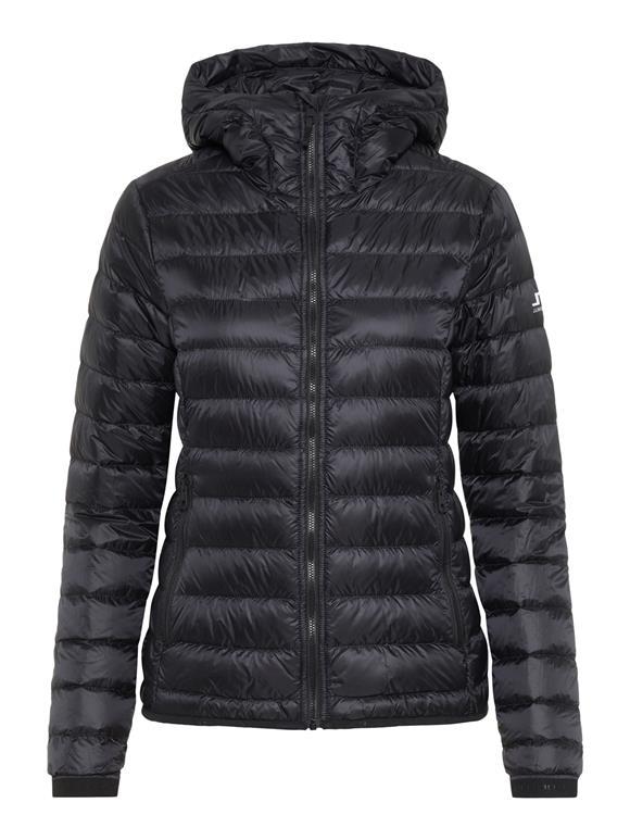 Light Down Hooded Jacket