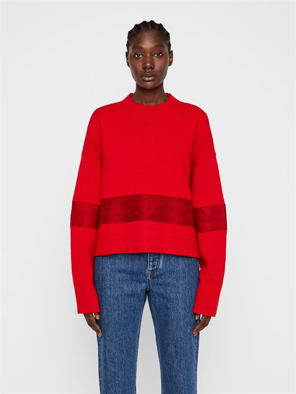 Bridge Wool Sweater