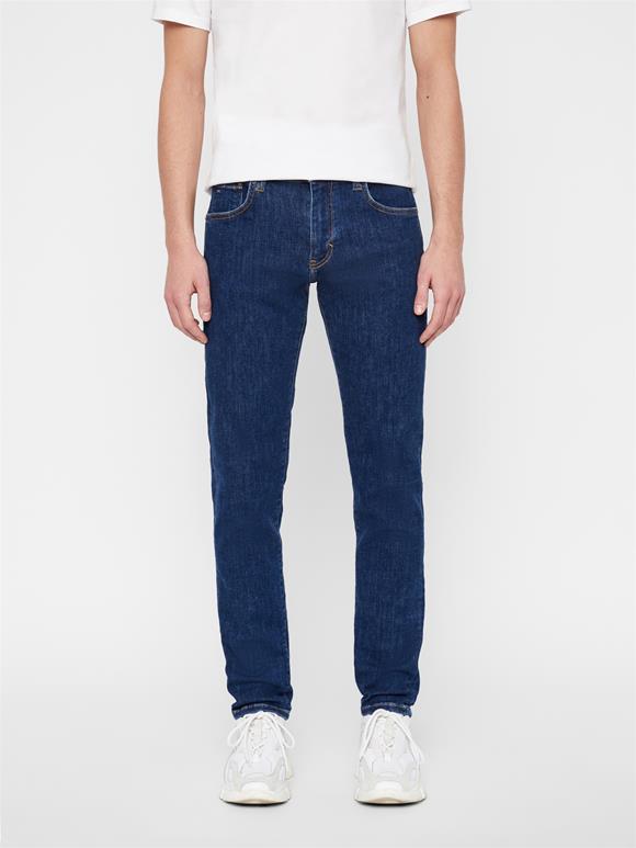 Jay Active Mid Indigo Jeans