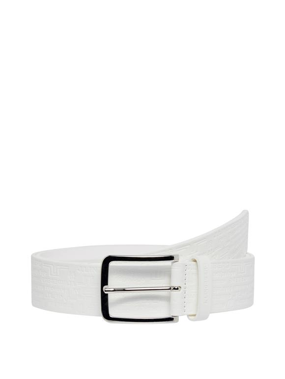 Archive Leather Belt