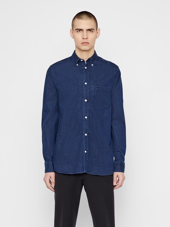 Daniel Stretch Denim Shirt