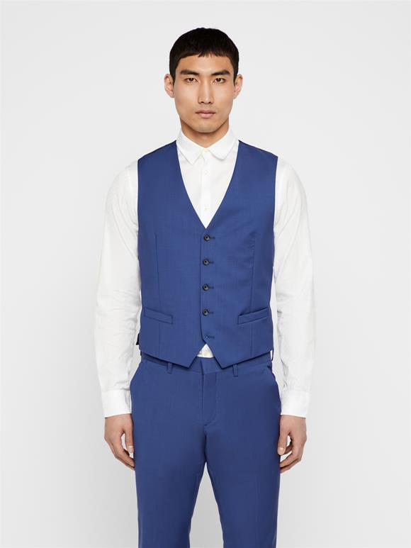 Justin Comfort Wool Waistcoat