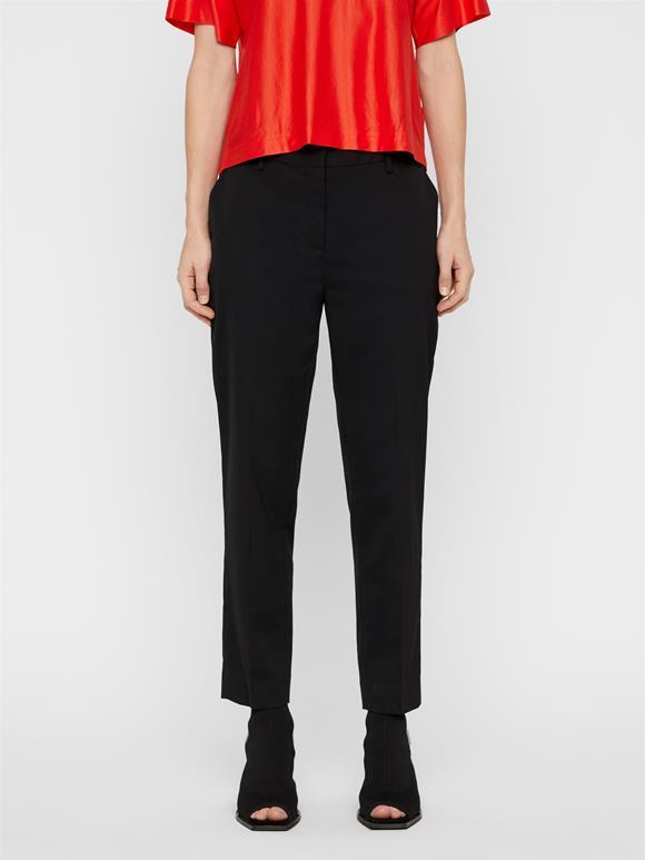 Rylie Gabardine Wool Pants