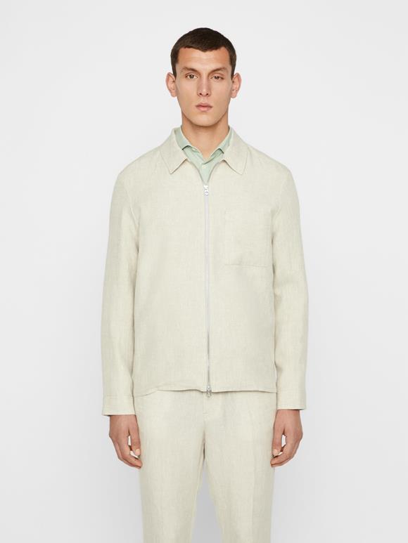 Jason Linen Jacket