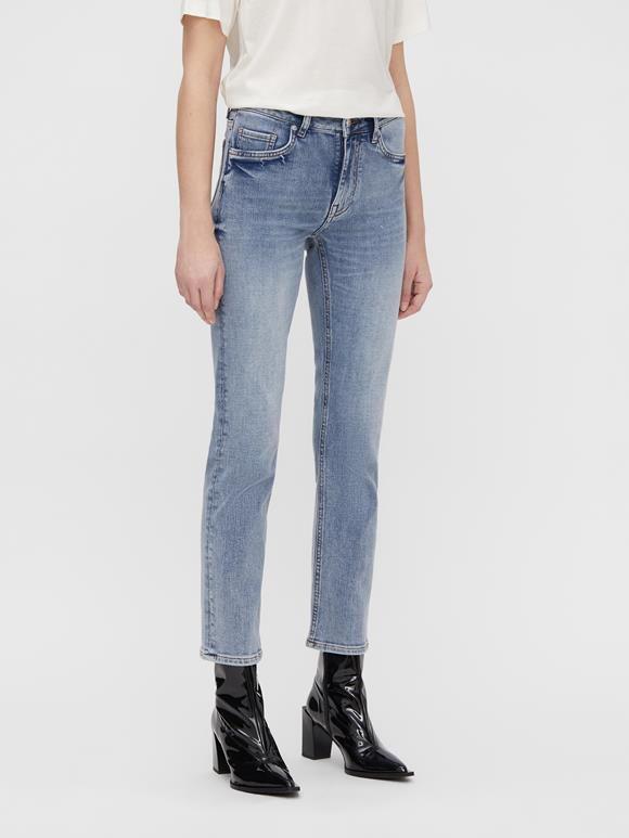 Rode Marled Wash Jeans