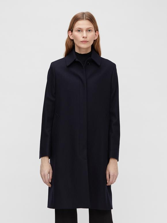Faye Wool Coat