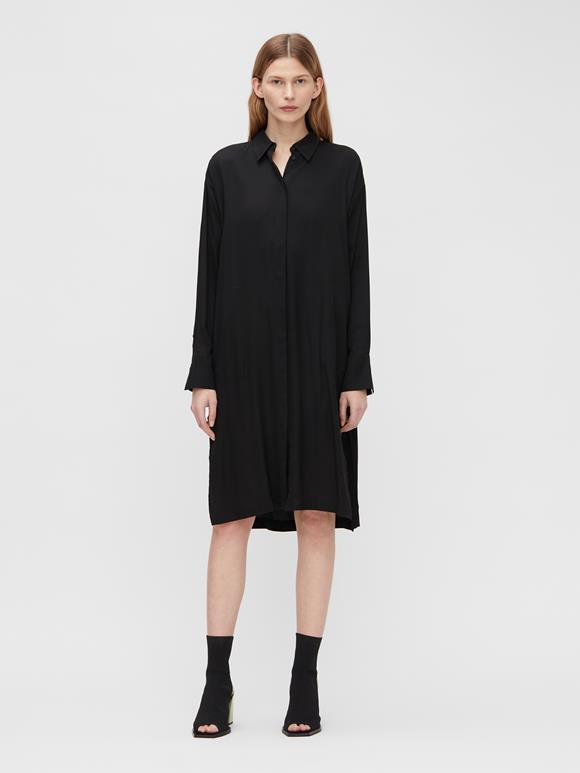 Georgia Midi Shirt Dress