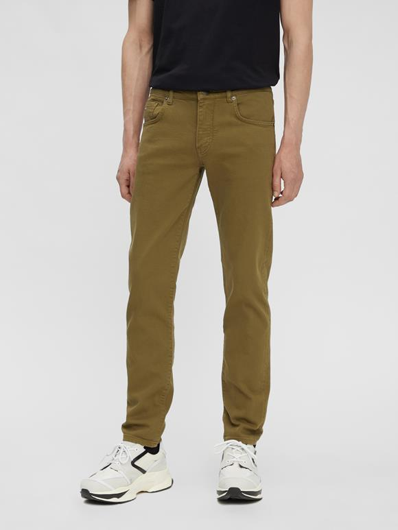 Jay Solid Stretch Jeans