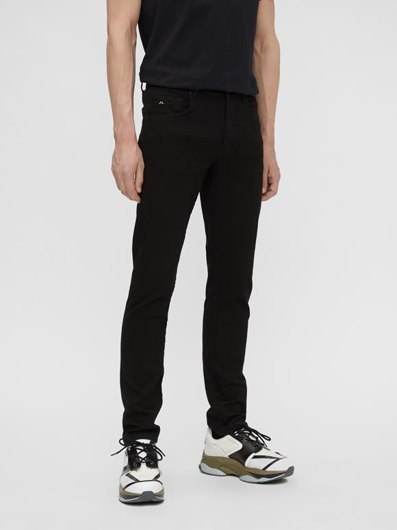 Jay Reactive Black Jeans