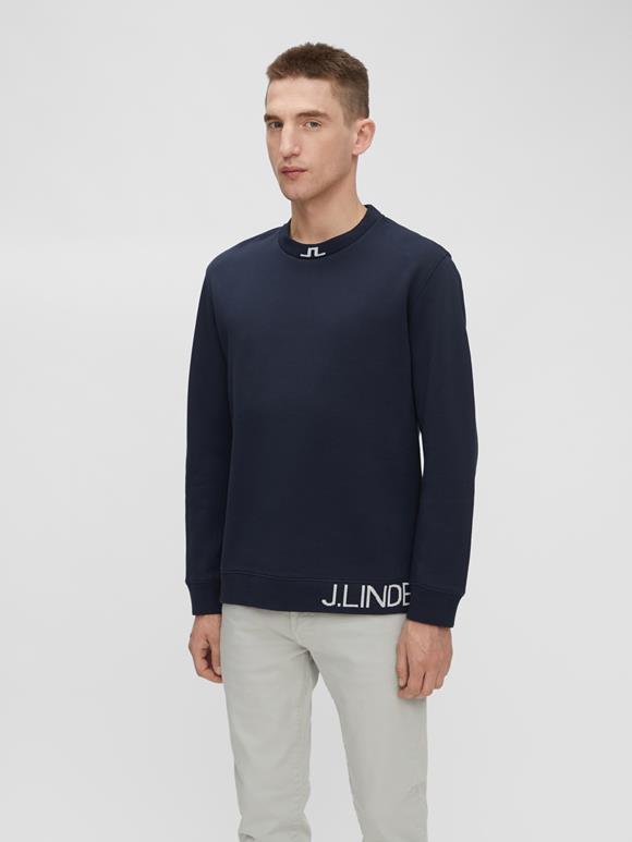 Tucker Jacquard Sweatshirt