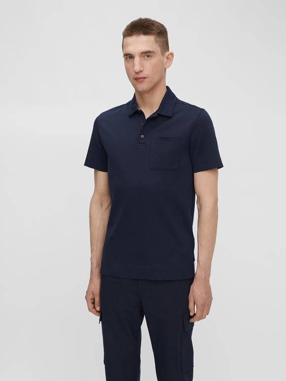 Dax Patch Pocket Polo