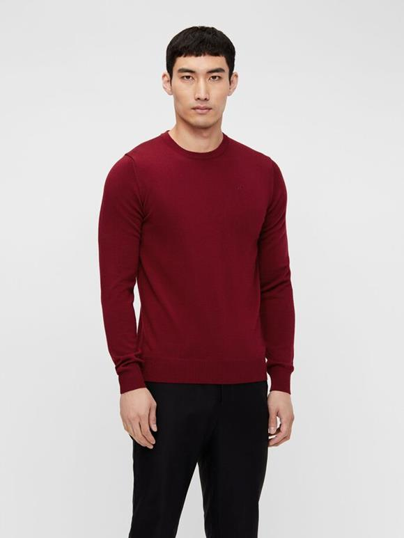 Lyle Merino Crew Neck Sweater